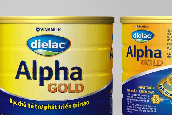 Dielac Alpha Gold