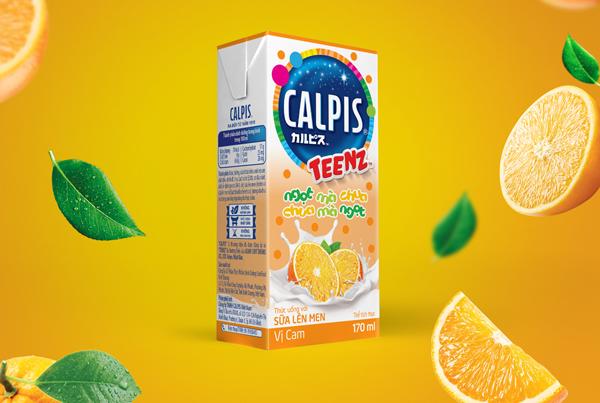 Calpis Teenz