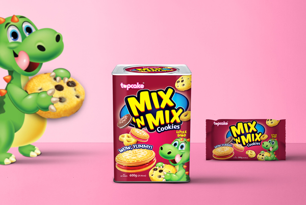 Mix 'n' Mix cookies