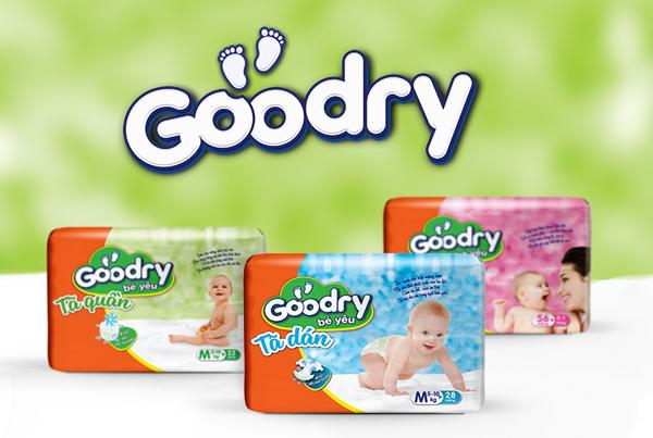 Goodry Diapers