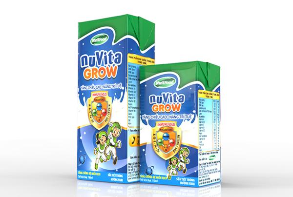 Nuvita Grow Milk