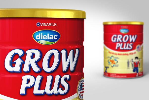 Vinamilk Dielac Grow Plus