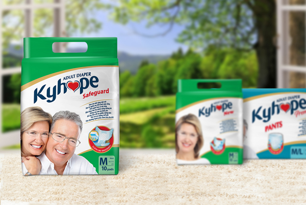 Kyhope adult diapers