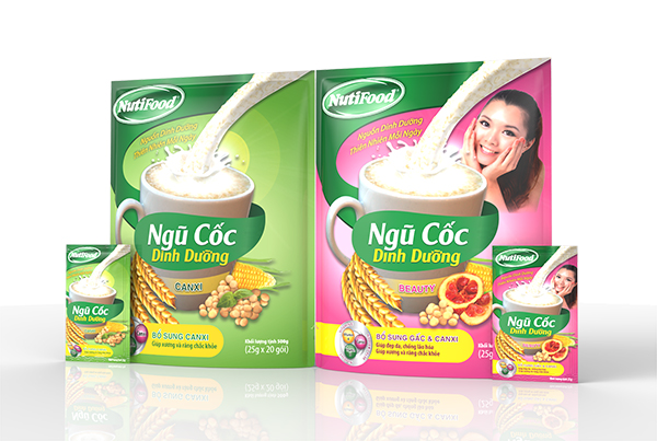 Ngu Coc Dinh Duong Cereal