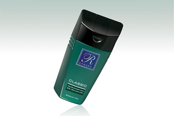 Romano Shampoo & Shower Gel