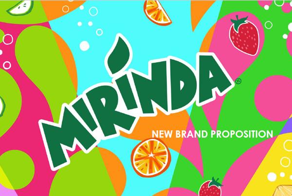 Mirinda 2016 relaunch campaign