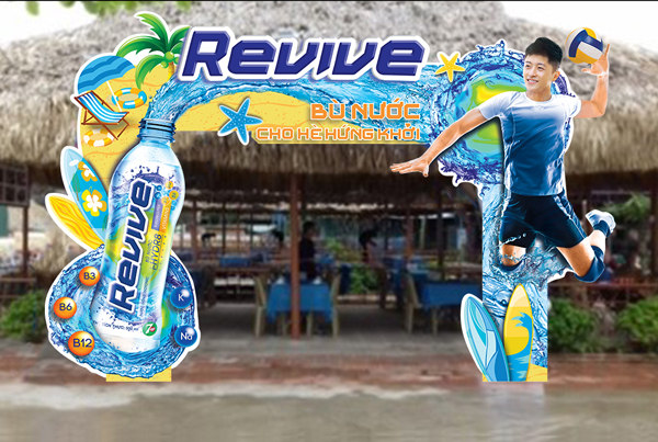 7UP Revive POSM