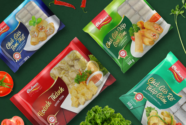 Cholimex Frozen Food