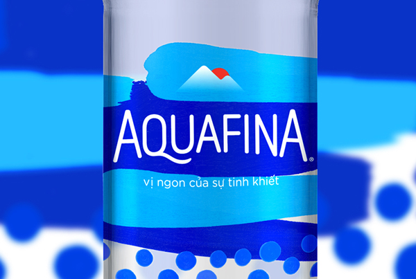 Aquafina Limited Edition
